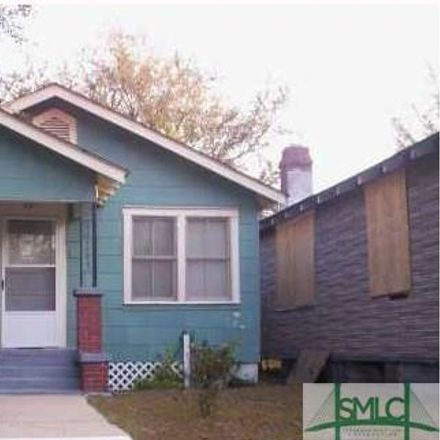 Rent this 2 bed house on 624 West 47th Street in Savannah, GA 31405