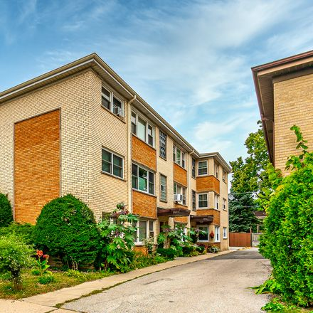 Rent this 2 bed condo on 5830-5832 West Lawrence Avenue in Chicago, IL 60630
