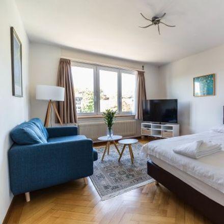 Rent this 1 bed apartment on Zeltweg 40 in 8032 Zurich, Switzerland