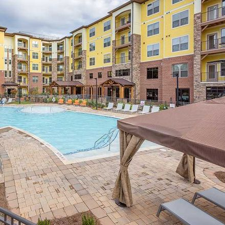 Rent this 1 bed apartment on District South Drive in Charlotte, NC 28277