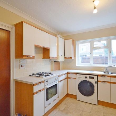 Rent this 4 bed house on Kingsham Avenue in Chichester PO19 8AN, United Kingdom