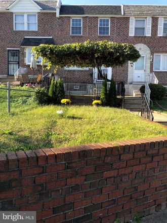 Rent this 3 bed townhouse on 6248 Everett Street in Philadelphia, PA 19149
