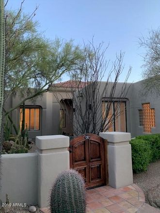 Rent this 2 bed house on 7735 East Old Paint Trail in Scottsdale, AZ 85266