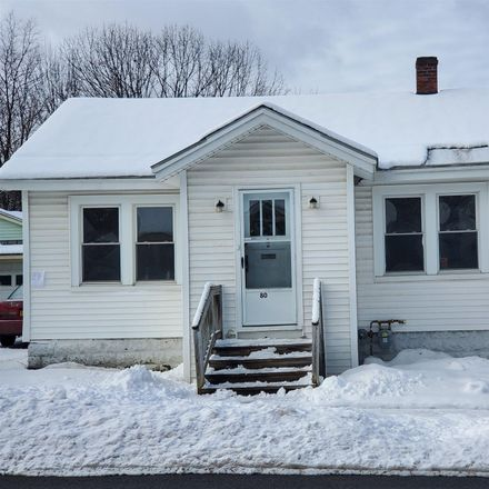 Rent this 2 bed house on 80 Park Street in City of Gloversville, NY 12078