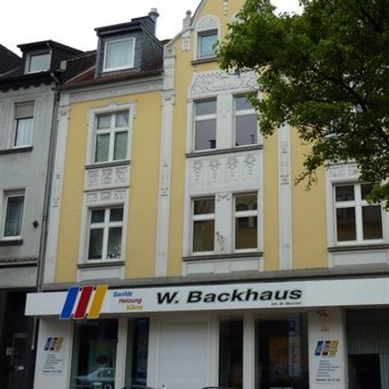 Rent this 2 bed apartment on Krayer Straße 235 in 45307 Essen, Germany