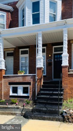 Rent this 3 bed townhouse on 1621 Ruxton Avenue in Baltimore, MD 21216