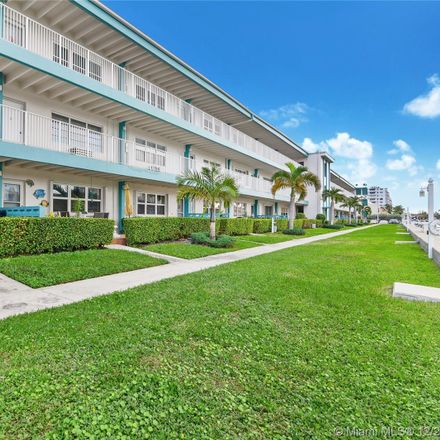 Rent this 1 bed condo on 3923 Northeast 166th Street in North Miami Beach, FL 33160