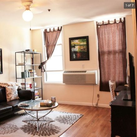 Rent this 2 bed apartment on Jefferson St in Hoboken, NJ