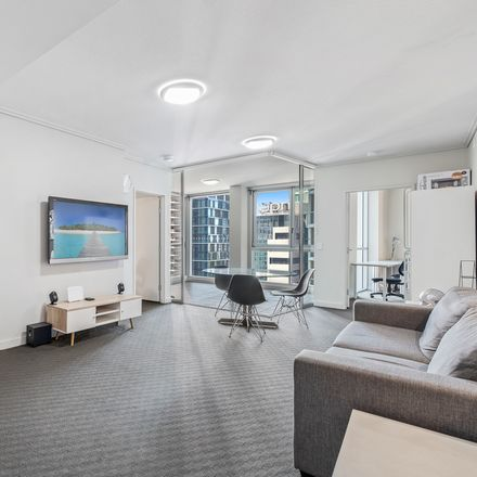 Rent this 2 bed apartment on 1807/108 Albert Street