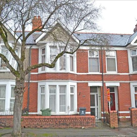 Rent this 4 bed house on Clodien Avenue in Cardiff CF, United Kingdom
