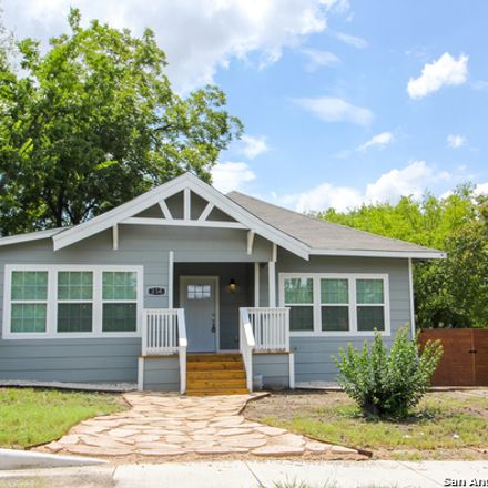 Rent this 3 bed house on 314 Cooper Street in San Antonio, TX 78210