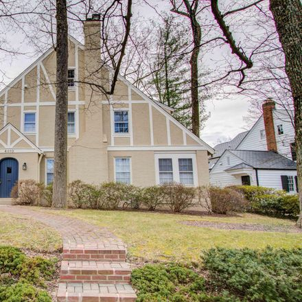 Rent this 4 bed house on 4010 Virgilia Street in Chevy Chase, MD 20815
