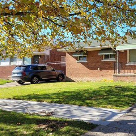 Rent this 3 bed house on Bassett St in Detroit, MI