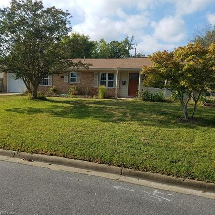 Rent this 3 bed house on 3824 Forrester Lane in Virginia Beach, VA 23452