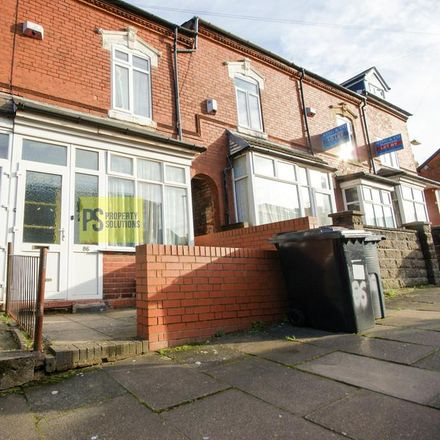 Rent this 3 bed house on 70 Alton Road in Birmingham B29 7DX, United Kingdom