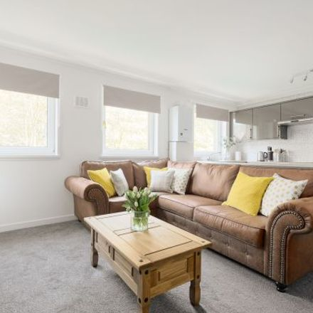 Rent this 3 bed apartment on 35 Greenside Row in City of Edinburgh, EH1 3AN