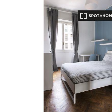 Rent this 2 bed room on Casa di Adriano Celentano in Via Cristoforo Gluck, 14