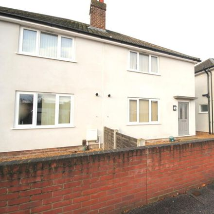 Rent this 4 bed house on Starling Road in Norwich NR3 3ED, United Kingdom