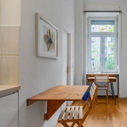 Rent this 1 bed apartment on Textorstraße 2 in 60594 Frankfurt, Germany