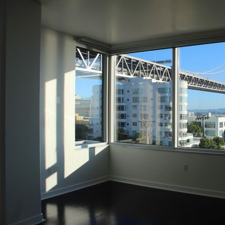 Rent this 1 bed apartment on Beale Street in San Francisco, CA 94105