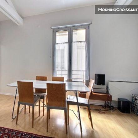 Rent this 1 bed apartment on 17 Cité Dupont in 75011 Paris, France