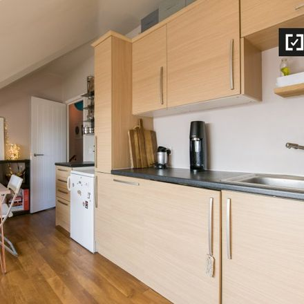 Rent this 1 bed apartment on Denver Road in London N16 5JF, United Kingdom