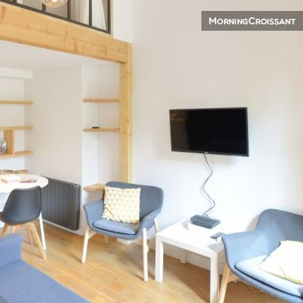 Rent this 1 bed apartment on 31 Rue Neyret in 69001 Lyon, France