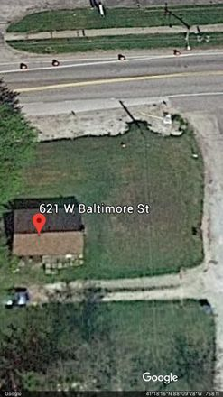 Rent this 1 bed house on 621 West Baltimore Street in Wilmington, IL 60481