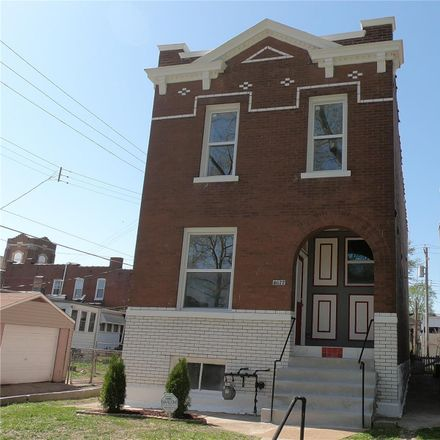 Rent this 3 bed house on 4677 Tennessee Avenue in City of Saint Louis, MO 63111