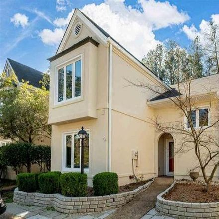Rent this 3 bed condo on 3200 Shallowford Circle in Vestavia Hills, AL 35216