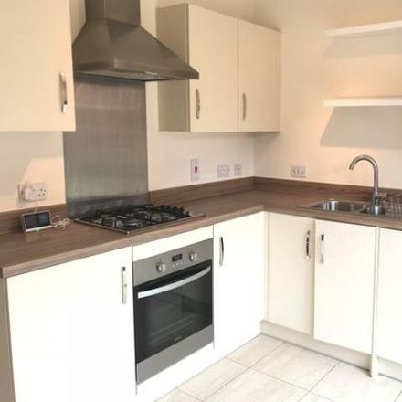 Rent this 2 bed house on Meteor Way in Blaby LE8 6AD, United Kingdom
