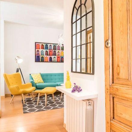 Rent this 3 bed apartment on Colegio Público Antonio Moreno Rosales in Calle del Olmo, 28001 Madrid