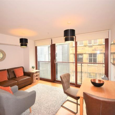 Rent this 1 bed apartment on Tingle in 33 Mitchell Street, Glasgow G1 3LN