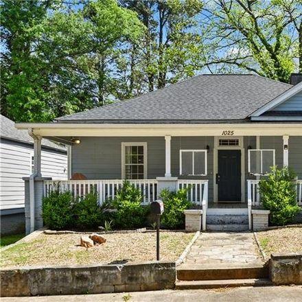 Rent this 3 bed house on 1025 Lawton Avenue Southwest in Atlanta, GA 30310