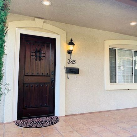Rent this 3 bed house on 385 Santa Paula Avenue in Pasadena, CA 91107
