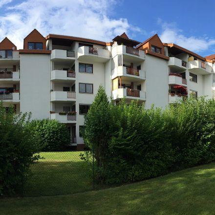 Rent this 3 bed apartment on Asternweg 1b in 37581 Bad Gandersheim, Germany