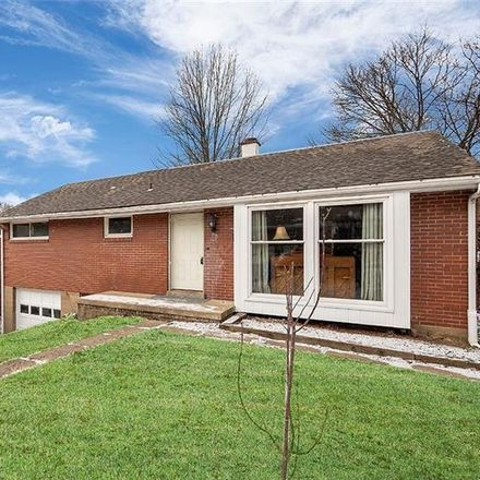 Rent this 3 bed apartment on 106 Valeview Drive in Penn Hills, PA 15235