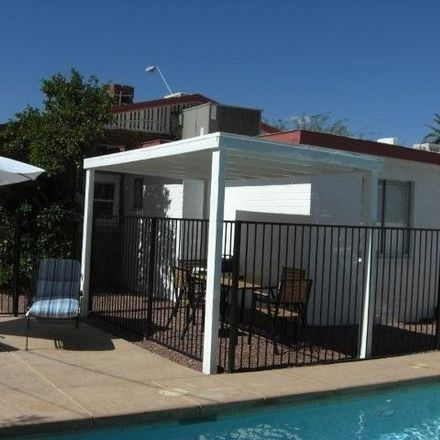 Rent this 3 bed house on 1310 North Euclid Avenue in Tucson, AZ 85719