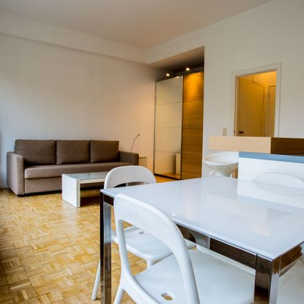 Rent this 0 bed apartment on Rue Jean d'Ardenne - Jean d'Ardennestraat 43 in 1000 Ixelles - Elsene, Belgium