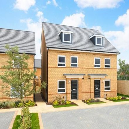 Rent this 3 bed house on Southern Cross in Wixams, MK42 6DX
