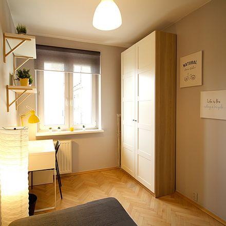 Rent this 4 bed room on Marii Grzegorzewskiej 2 in 02-778 Warszawa, Polska