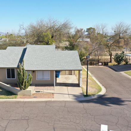 Rent this 2 bed townhouse on 4212 East Carson Road in Phoenix, AZ 85042