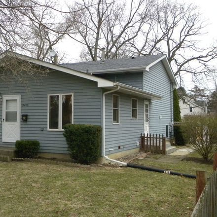 Rent this 3 bed house on 2415 Gilead Avenue in Zion, IL 60099