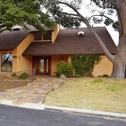 Rent this 4 bed townhouse on E Sorrel Ln in Midland, TX