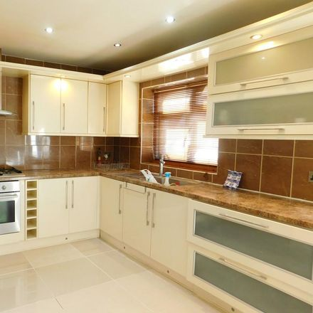 Rent this 4 bed house on Highland Avenue in London W7, United Kingdom