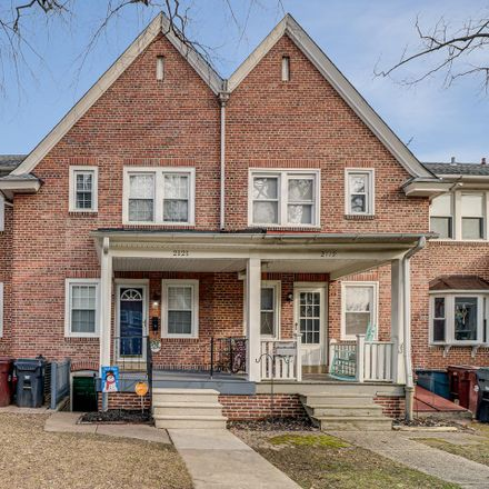 Rent this 3 bed townhouse on 2121 Biddle Street in Wilmington, DE 19805