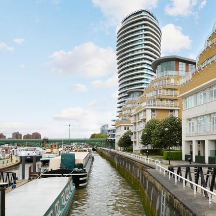 Rent this 2 bed apartment on Oyster Wharf in Lombard Road, London SW11 3RR