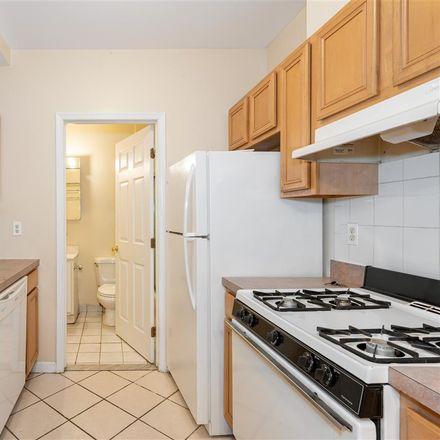 Rent this 1 bed apartment on 637 Garden Street in Hoboken, NJ 07030