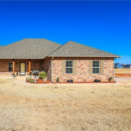 Rent this 3 bed house on 227th St in Blanchard, OK
