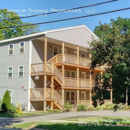 Rent this 1 bed apartment on 68 Chapel Street in Dover, NH 03820
